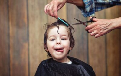 Adelaide's best kids barbers