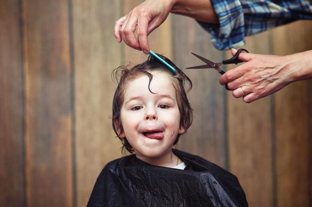 adelaide's best kids barber