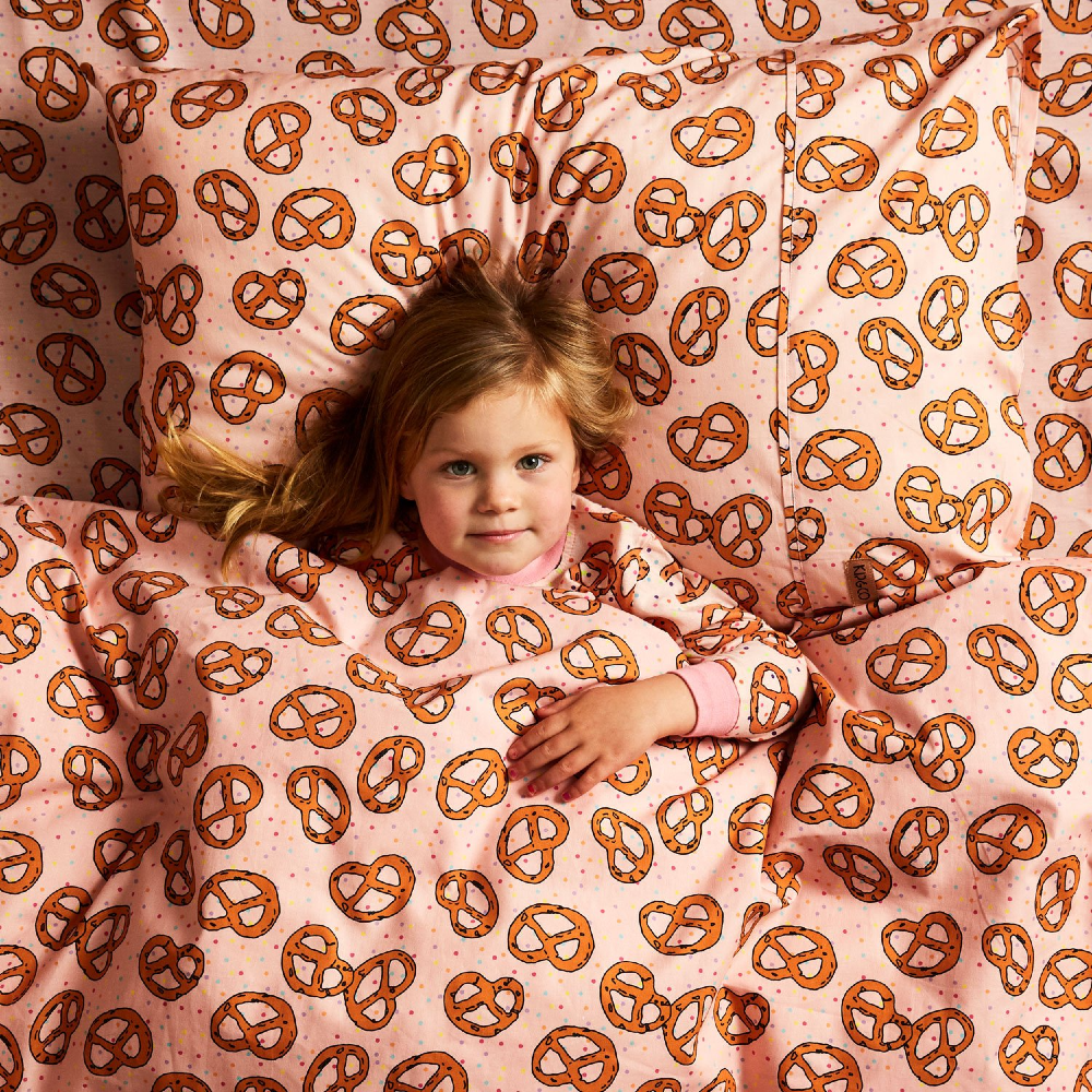 kip and co pretzel quilt cover
