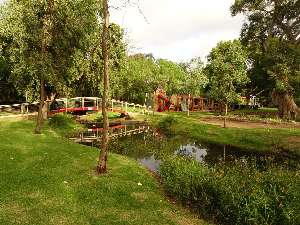 Mitcham Reserve