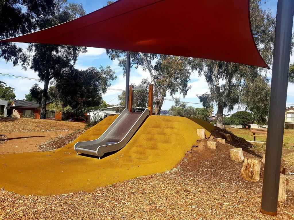 Mitchell Park Playground