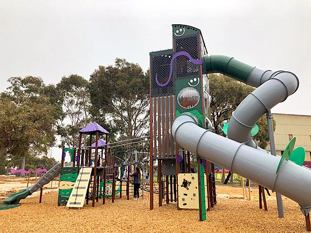 MJ MCinerney Park