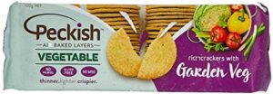peckish crackers