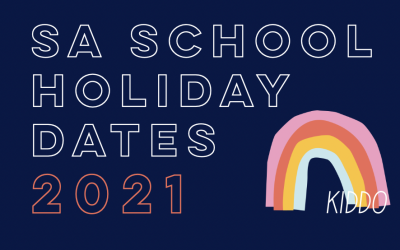 Adelaide School Holiday dates 2021