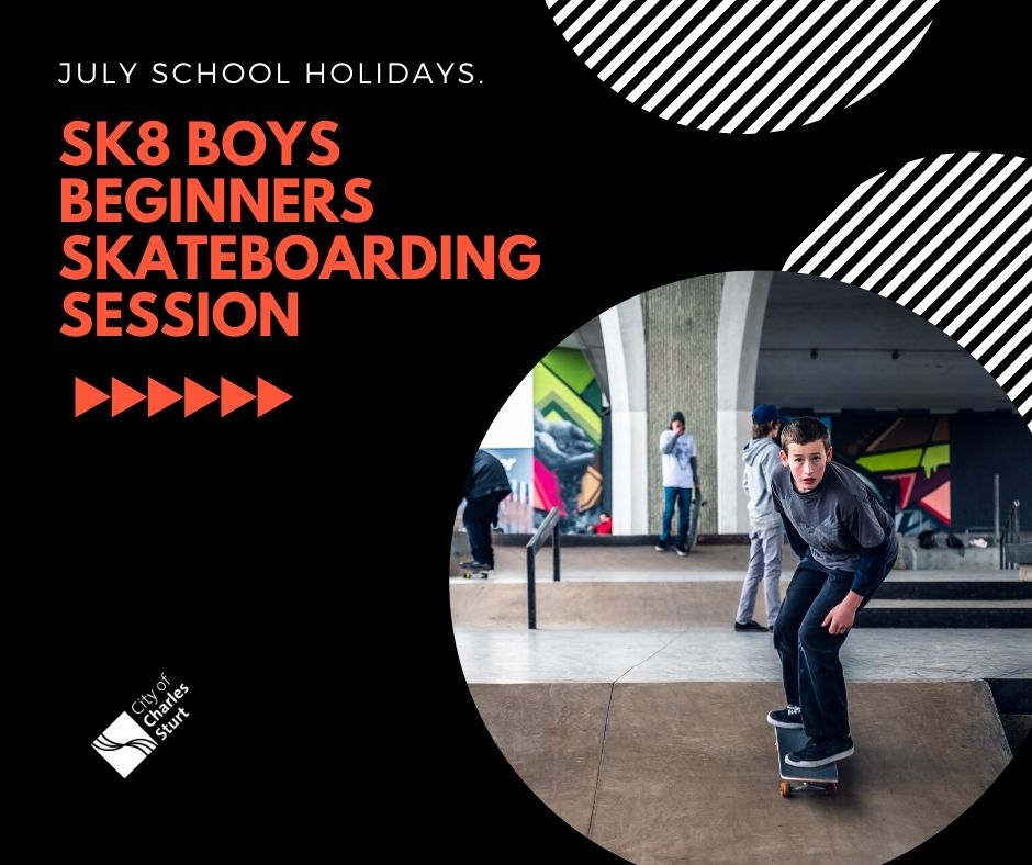 boys beginner skateboard lessons