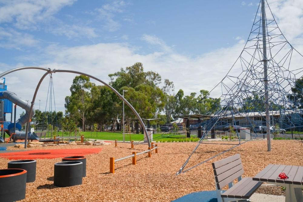 ST clair playground