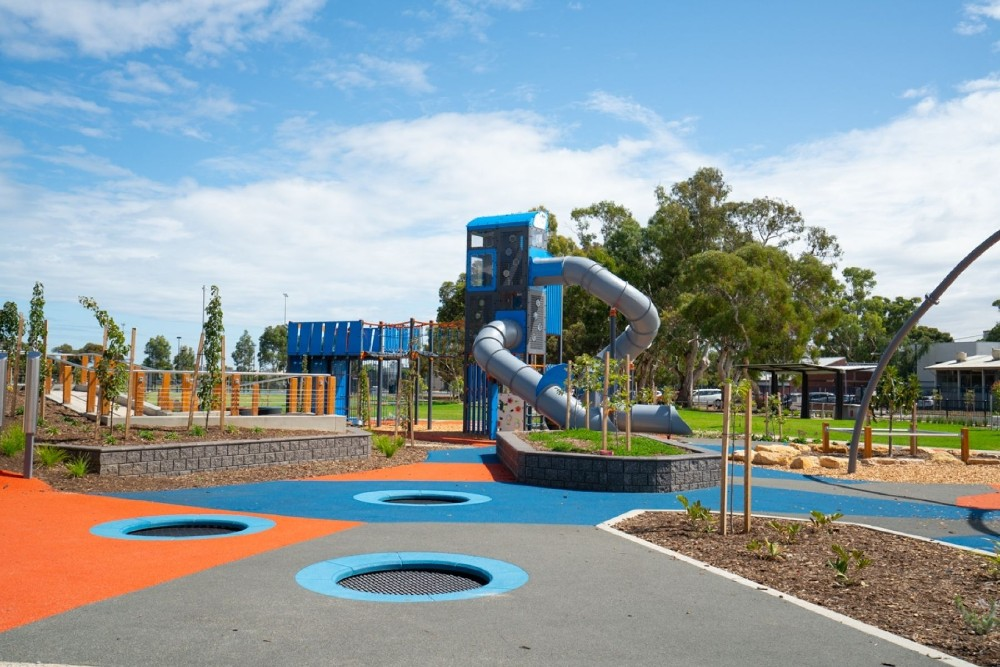 St Clair Recreation Precinct