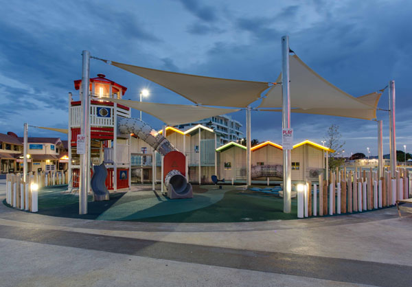 westfield westlakes playground