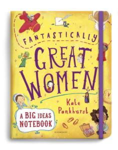 great women notebook