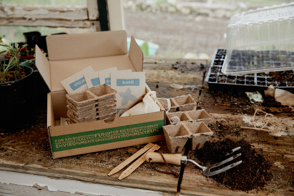 WIN a Planet Eco Herb Patch Kit