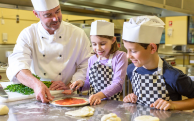 Adelaide's Best Kids Cooking Classes