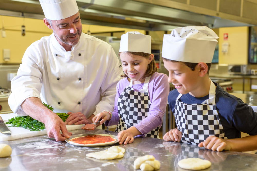 kids cooking classes adelaide