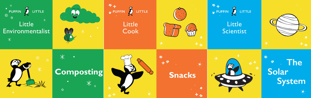 Win: 1 of 5 Puffin Little Prize Packs