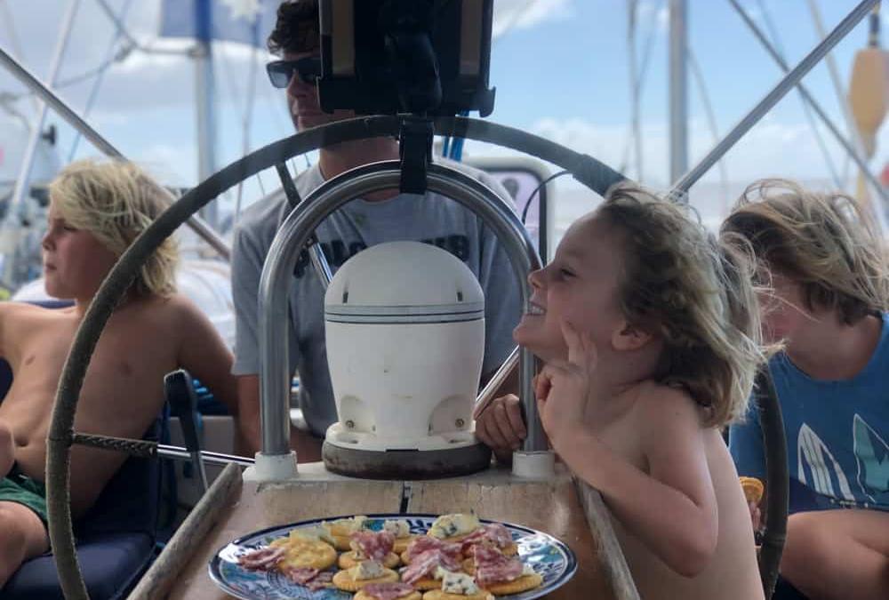 Adelaide Family Sail the World Oceans