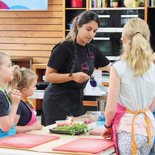 sprout cooking classes adelaide