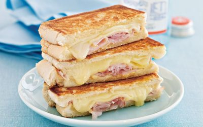 Top 10 Toasties