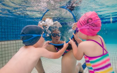 Dive back in at Blue Dolphin Swim Centre