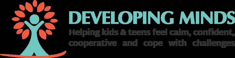developing minds logo