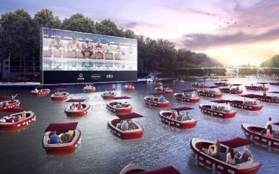 Floating cinema coming to Adelaide in November