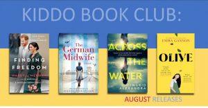 Kiddo Book Club August