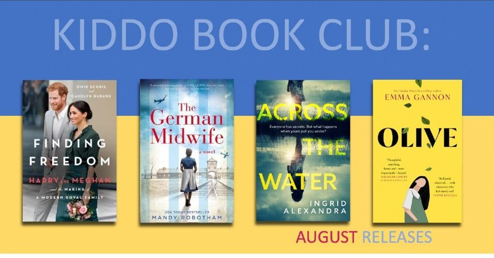 Kiddo Book Club August