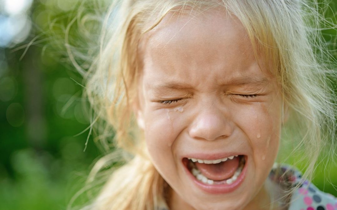 Why do kids have meltdowns and how can we help