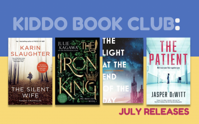KIDDO BOOK CLUB: Best New Release Books July