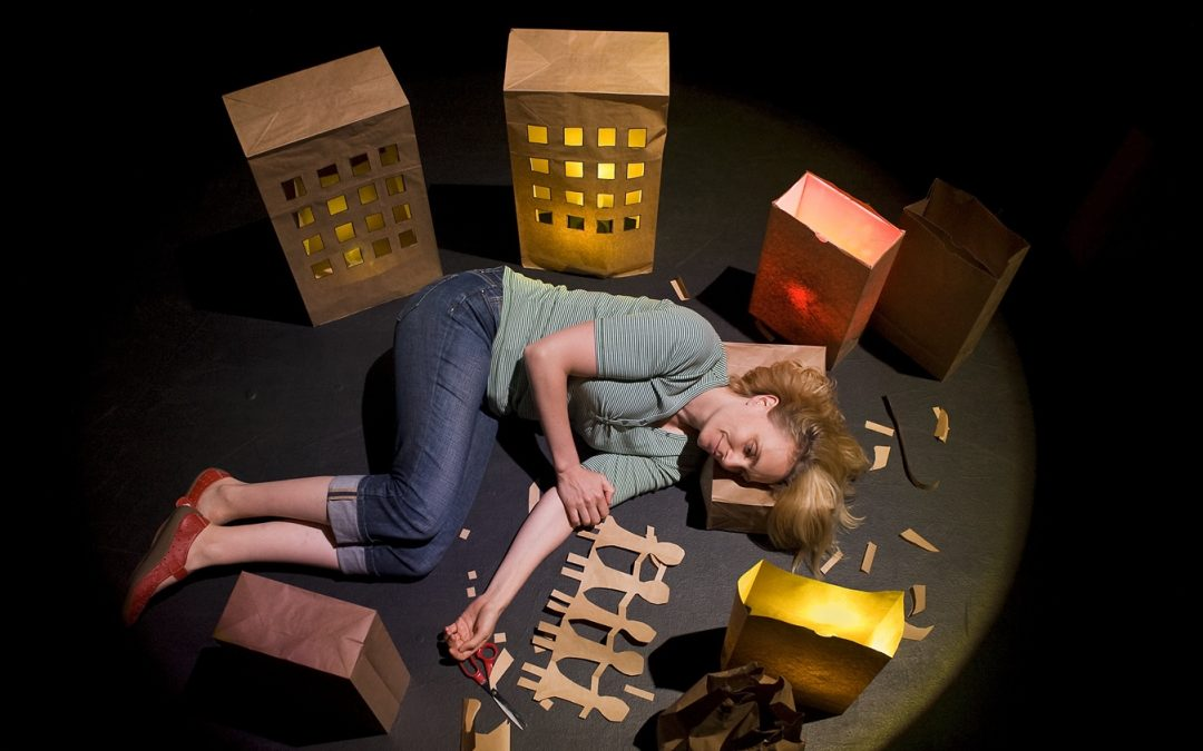 Patch Theatre returns to the stage with Me & My Shadow