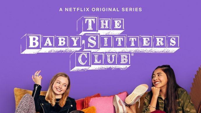 Are you watching The Babysitters Club reboot on Netflix with your kids?