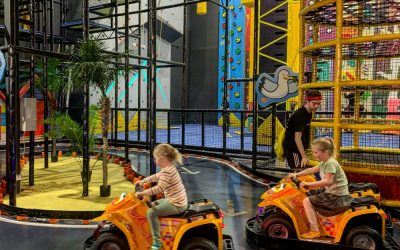 We went to Funtopia Prospect and it lives up to the hype!