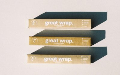 Lunch boxes rejoice – Great Wrap is here!