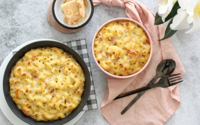 Annabel cooks: Mac and Cheese