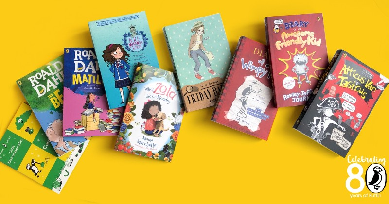 WIN: A Puffin Book Bundle valued at over $250