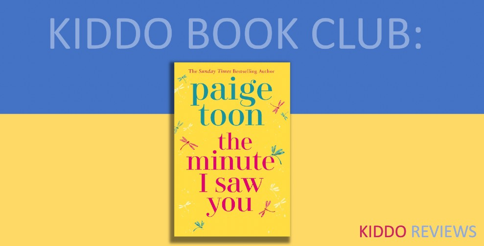 book review the minute i saw you