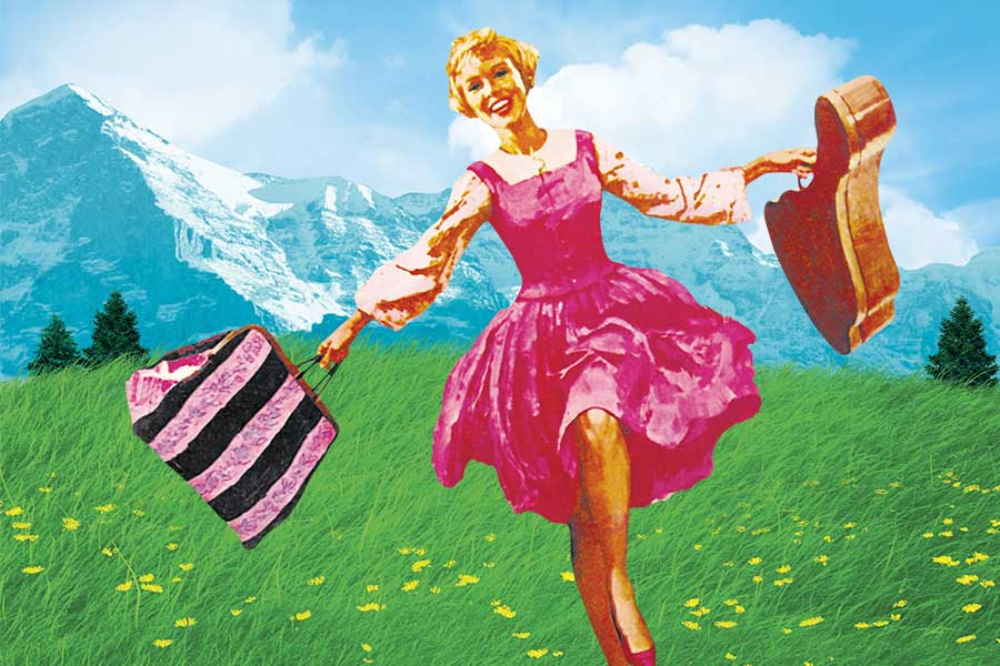 siing along sound of music