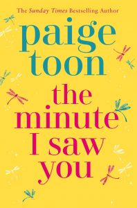 the minute i saw you paige toon