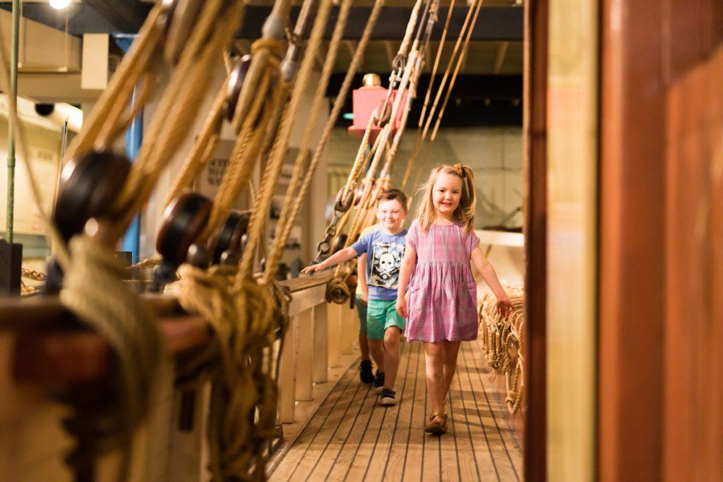 sensory sessions maritime museum sa