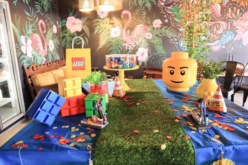 brickz 4 kids birthday party lego