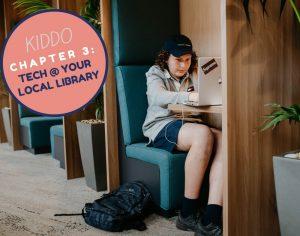 local library SA technology