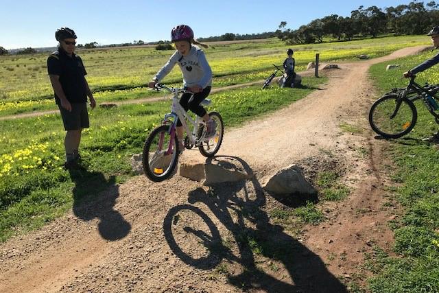 O'halloran hill bike track