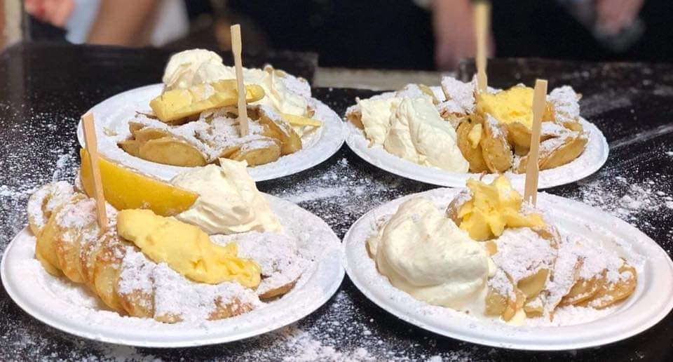 Pop up Poffertjes Parlour in the Adelaide Central Market
