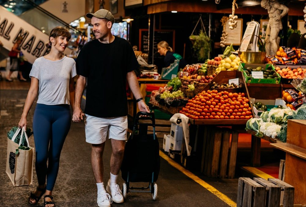 Sundays at the Adelaide Central Market + free family entertainment