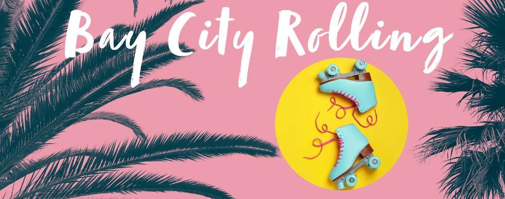 bay city rolling banner