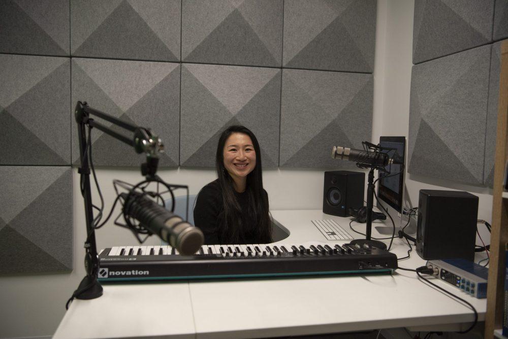 library sound studio