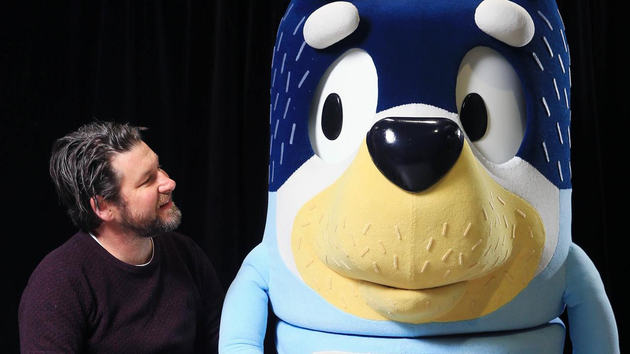 bluey stage show