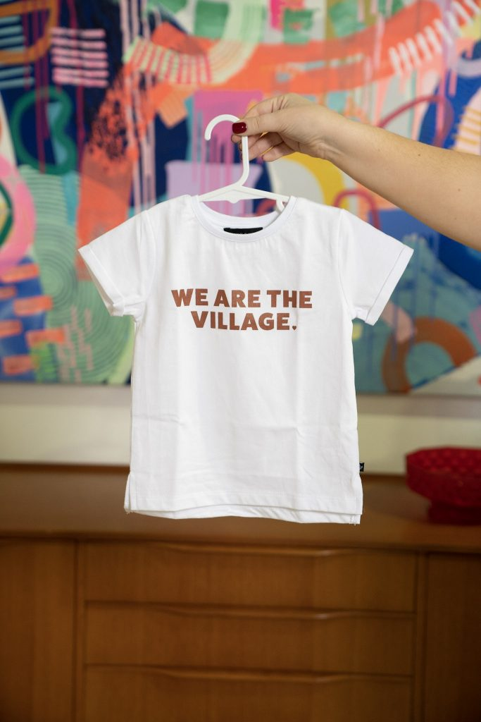 we are the village tshirt