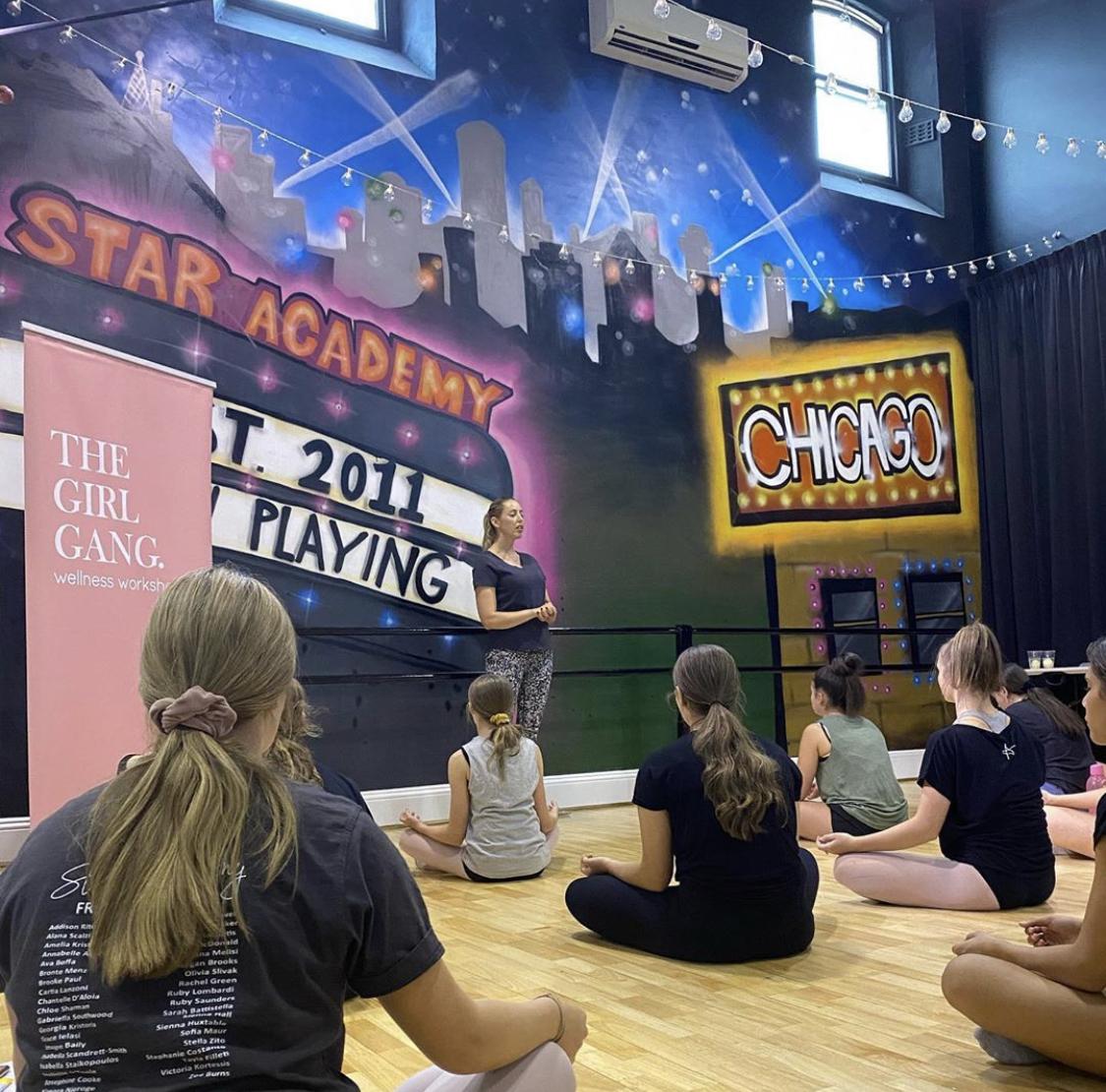 girl gang wellness workshop