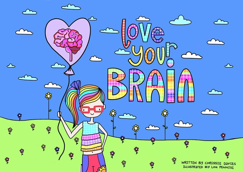 love your brain book