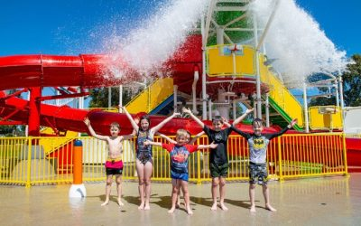 Marion Outdoor Pool's $4.5 million water park revamp open!
