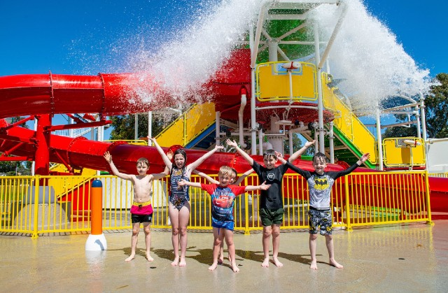 marion outdoor pool upgrade